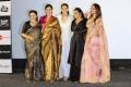 Actress Nithya Menon, Kirti Kulhari, Taapsee, Vidya Balan, Sonakshi Sinha @ Mission Mangal Trailer Launch Photos