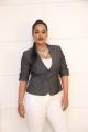 Actress Mumaith Khan New Hot Pics in Office Wear