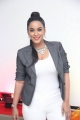 Actress Mumaith Khan New Pics in White Top With Black Coat