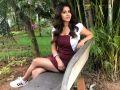 Telugu Actress Nabha Natesh New Cute Stills