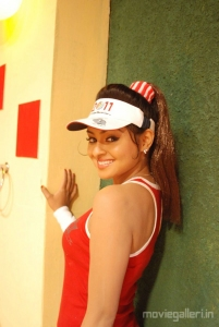 Actress Nakshatra @ Doo Movie On Location Stills