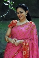 Nithya Menon Cute Saree Stills