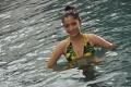 Actress Pinky Hot Bikini Swimsuit Stills