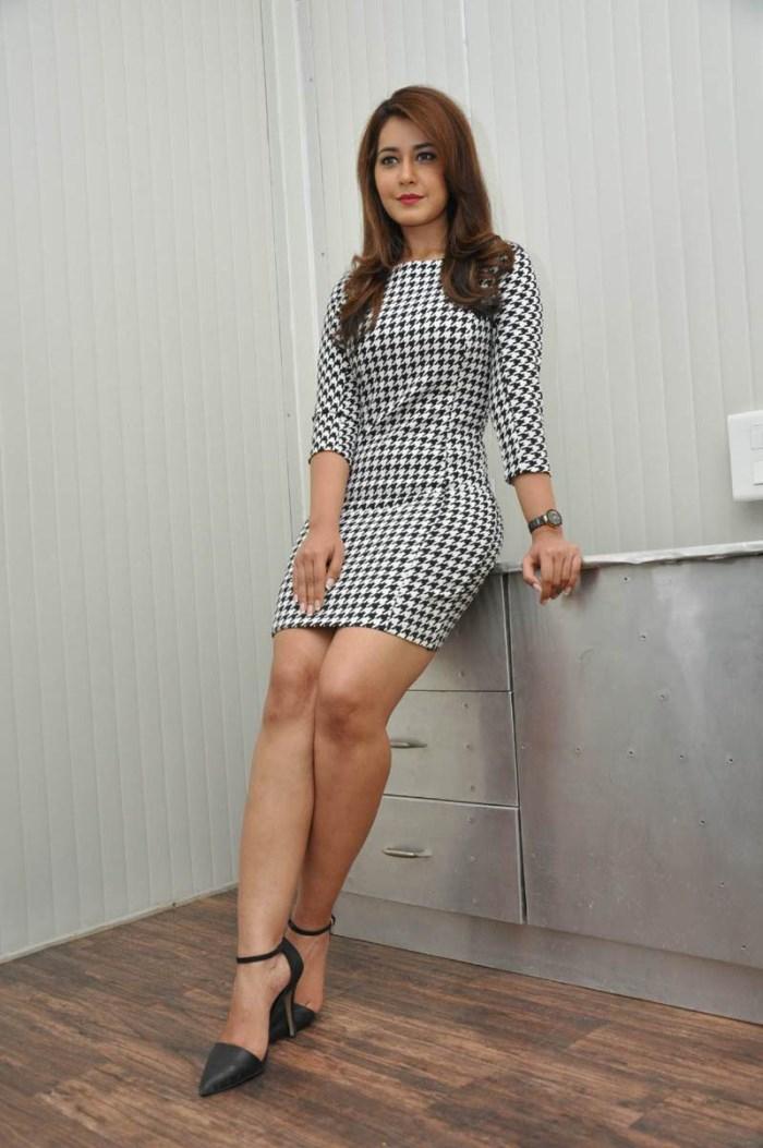 Actress Rashi Khanna Interview Photos about JILL Movie