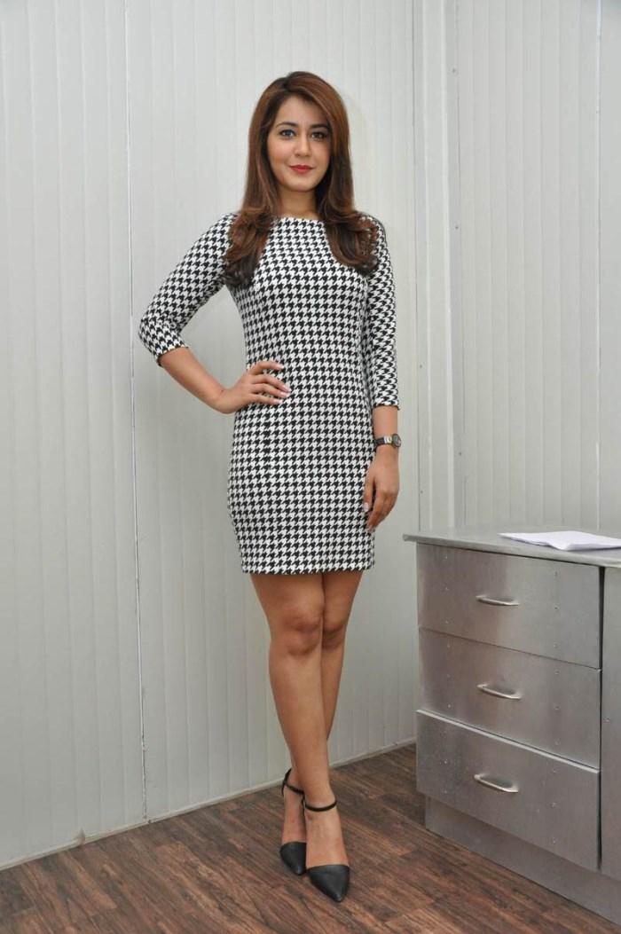 Actress Rashi Khanna Interview Photos about JIL Movie