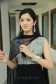 Actress Richa Panai Cute Photos in Black Salwar Kameez
