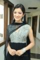 Richa Panai Beautiful Smile in Black Salwar Kameez