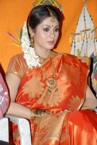 Telugu Actress Sada at Mythri Movie Press Meet