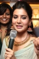 Samantha Launches Inauguration of Prince Jewellery Exhibition Stills