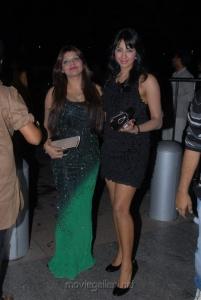 Actress Sanjana Galrani @ Santosham Film Awards 2011