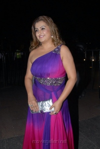 Actress Sona New Hot Stills @ Santosham Film Awards 2011