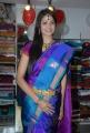 Supriya Shailja in Silk Saree Stills