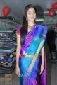 Actress Supriya Shailaja Silk Saree Stills