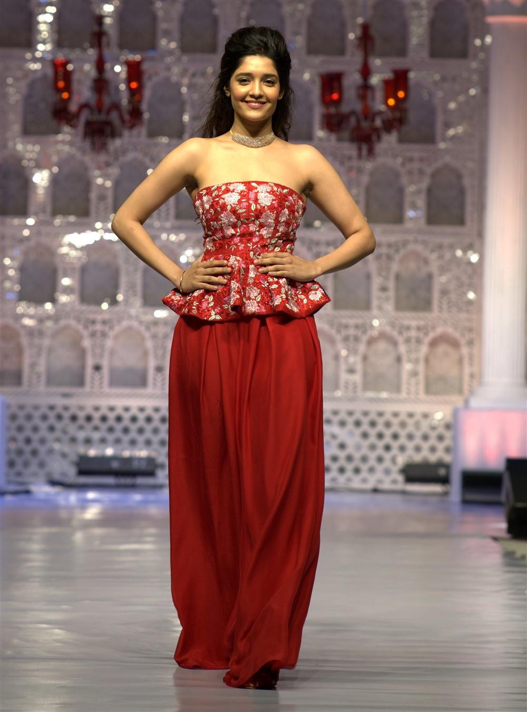 Actress Ritika Singh @ Teach For Change Annual Fundraiser Event Stills