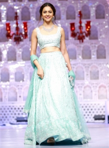Actress Rakul Preet Singh @ Teach For Change Annual Fundraiser Event Stills