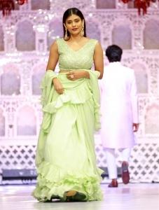 Actress Heebah Patel @ Teach For Change Annual Fundraiser Event Stills