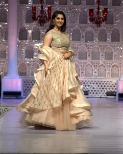 Actress Surabhi @ Teach For Change Annual Fundraiser Event Stills