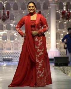 Actress Huma Qureshi @ Teach For Change Annual Fundraiser Event Stills