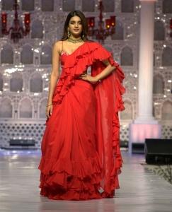 Actress Nidhi Agarwal @ Teach For Change Annual Fundraiser Event Stills
