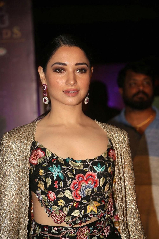 Actress Tamannaah @ Zee Telugu Apsara Awards 2018 Red Carpet Photos