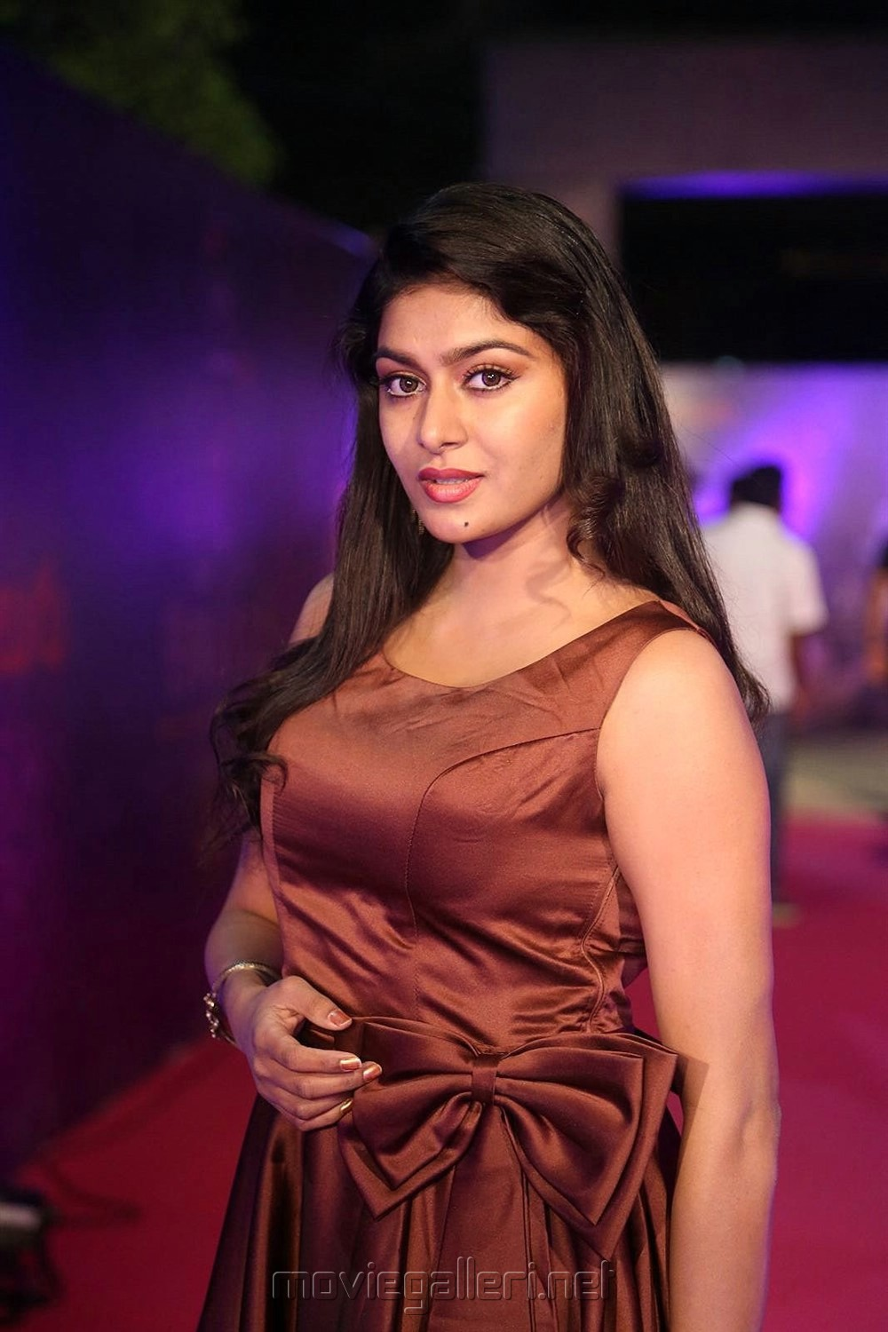 Actress Akshatha Srinivas @ Zee Telugu Apsara Awards 2018 Red Carpet Photos