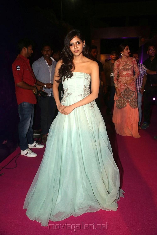 Actress Kalyani Priyadarshan @ Zee Telugu Apsara Awards 2018 Red Carpet Photos