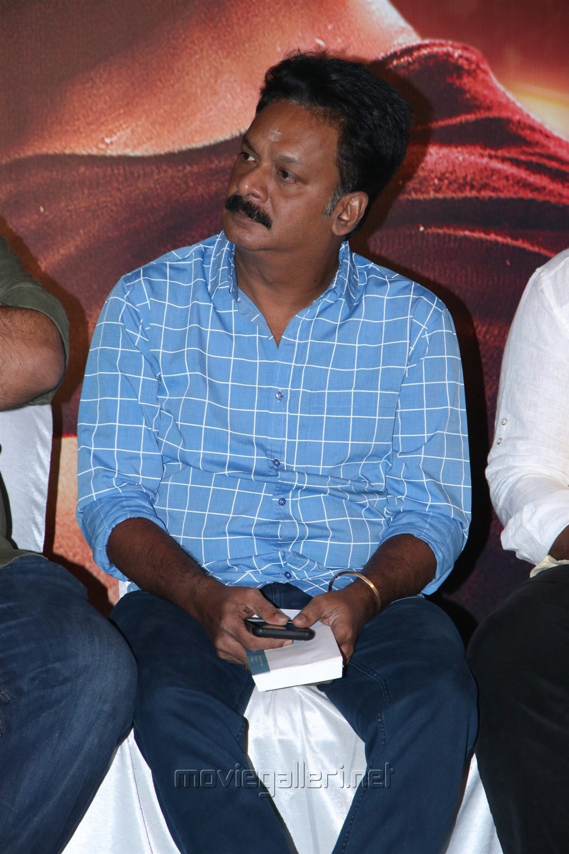 Azhagam Perumal @ Adanga Maru Press Meet Stills