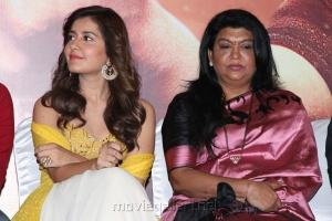 Raashi Khanna, Sujataa Vijaykumar @ Adanga Maru Press Meet Stills