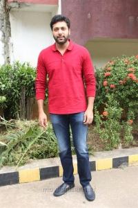 Actor Jayam ravi @ Adanga Maru Press Meet Stills