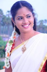 Actress Sathyasri in Adanga Pasanga Movie Stills