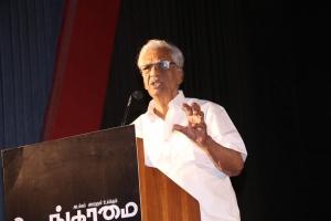 K Rajan @ Adangamai Movie Audio Launch Stills