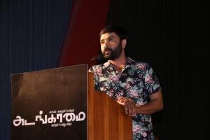 Snekan @ Adangamai Movie Audio Launch Stills