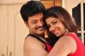 Dhanraj, Geethanjali in Addamlo Deyyam Telugu Movie Stills