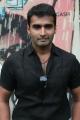 Actor Nandha @ Adhibar Movie Press Meet Stills