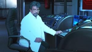 Livingston in Adhisaya Ulagam 3D