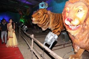 Actress Aditi Menon launches Animal Kingdom Photos