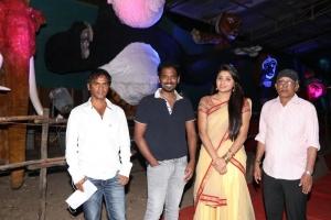 Actress Adhiti Menon launches Animal Kingdom Photos