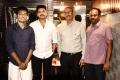 Atlee, Vijay, Murali Ramaswamy & Sharath Marar @ Adirindi Movie Dubbing Stills