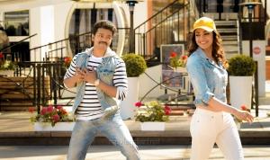 Vijay, Kajal in Adirindhi Movie Stills HD