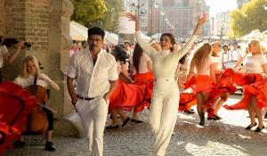 Vijay,Kajal in Adirindi Movie Stills HD