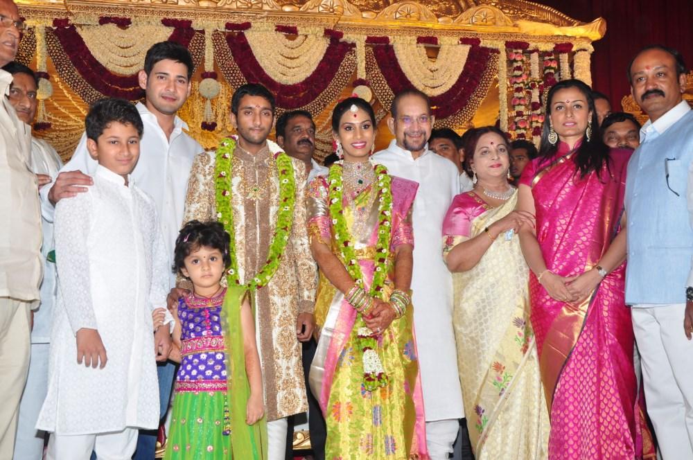 Picture 973007 | Mahesh Babu, Namrata Shirodkar, Krishna