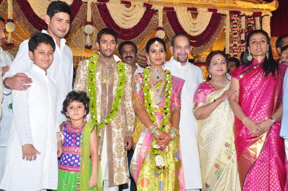 Namrata Shirodkar Marriage Photos Related Keywords ...