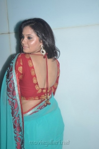 Actress Aarushi at Adithalam Movie Audio Release photos