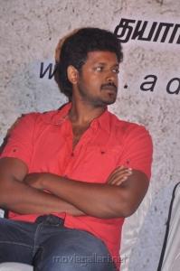 Actor Mahesh at Adithalam Movie Audio Launch Stills