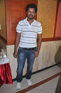 Tamil Actor Mahesh at Adithalam Movie Press Meet Stills