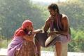 Actress Aarushi, Actor Mahesh in Adithalam Tamil Movie Stills