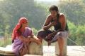 Aarushi, Mahesh in Adithalam Movie Stills