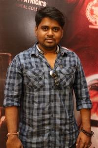 Radhan @ Adithya Varma Success Meet Stills