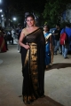 Actress Aditi Menon Saree Images
