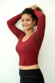 Actress Aditi Myakal Hot HD Pics in Red Dress